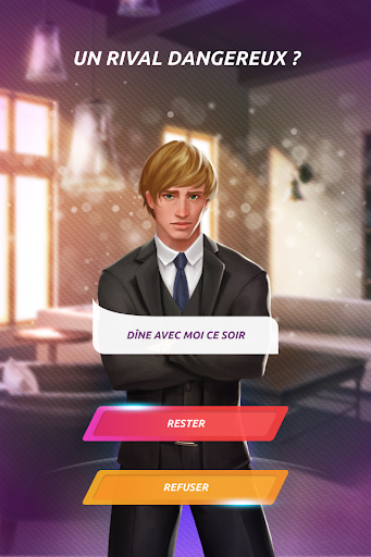Love & Diaries: Ash - Romance Novel  screenshots 4