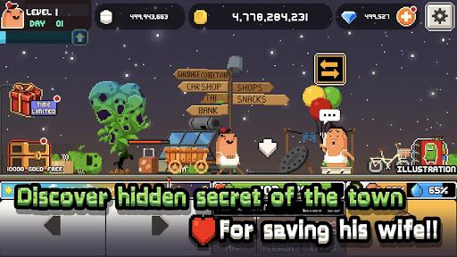 Télécharger Gratuit My Zombie Wife apk mod screenshots 5