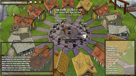 Town of Salem - náhled