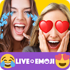 Live Emoji Face Swap Emoticons icon
