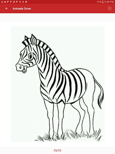 Drawing Animals screenshot 15