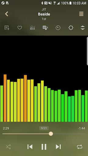 jetAudio HD Music Player Plus screenshot 4