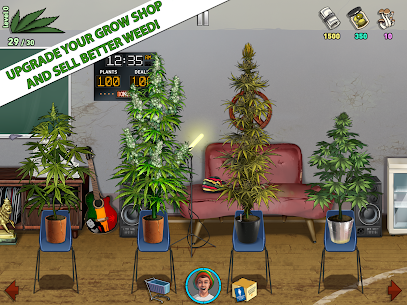 Weed Firm 2 MOD: Back to College (Unlimited Money) 1