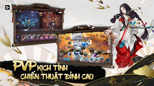 u00c2m Du01b0u01a1ng Su01b0 - Onmyoji 1.0.7 gameplay | by HackJr.Pw 8