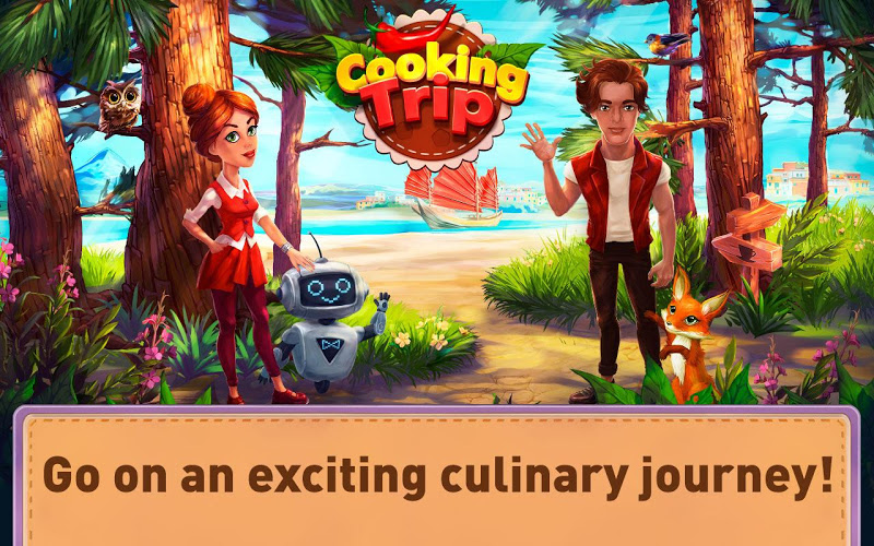 Cooking Trip Screenshot 8