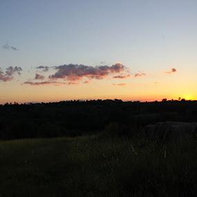ky sunset by Jason Roe - Landscapes Sunsets & Sunrises ( sunset, landscape, roe, kentucky, ending )