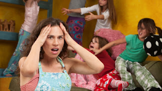 Los padres españoles entre los más estresados de Europa.