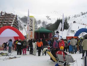 Photo: Allestimento e intrattenimento sulla neve - inverno 2010