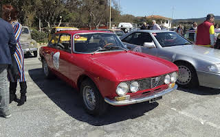 Alfa Romeo Gt 1300 Junior Rent Toscana