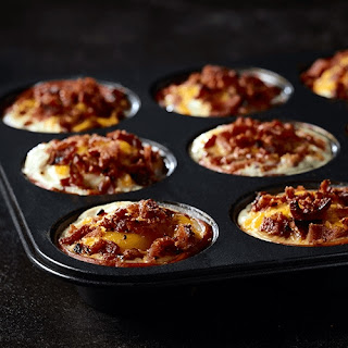 Canadian Bacon-Egg Cups