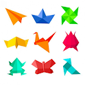Origami Step by Step Offline icon
