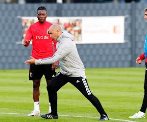 Bonne nouvelle pour Roberto Martinez à la veille de Belgique-Angleterre!