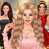 Dress Up Games Free Icon