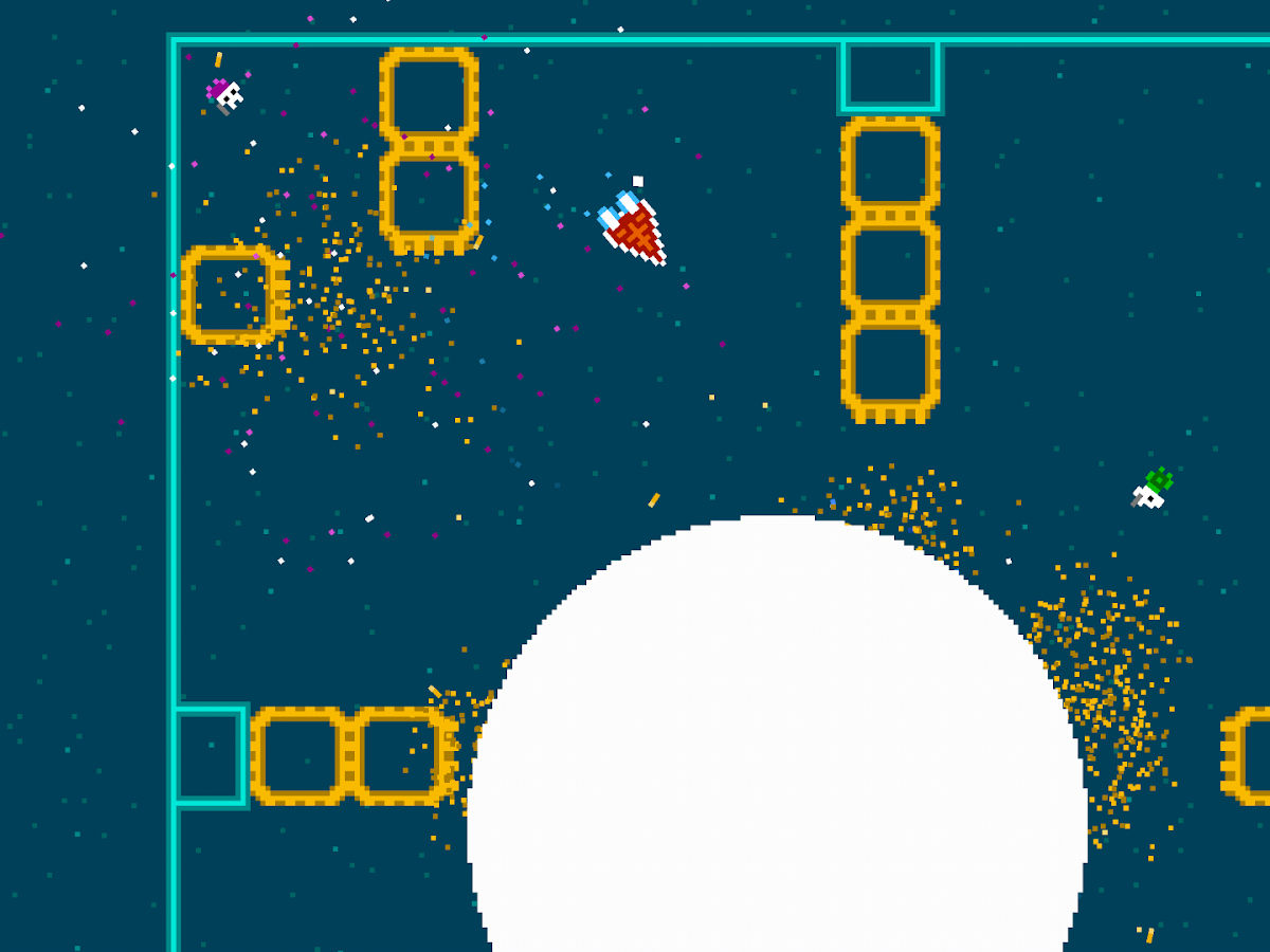 Astro Party- screenshot