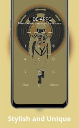 Illustration theme the man in the yellow spacesuit APK screenshot thumbnail 4