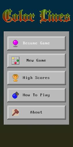 Color Lines GO screenshot 3