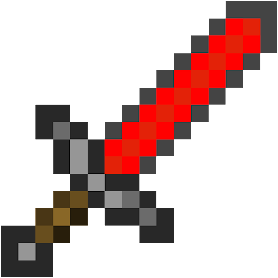 The_bottom_has_the_same_texture_as_a_normal_iron_sword_because_it_appears_that_way_in_the_Minecraft_song_