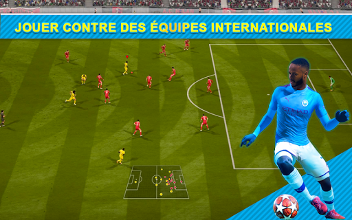 Code Triche Champion de football Football Kick APK MOD (Astuce) screenshots 1