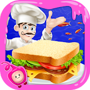 Game Ocean Chef Sandwich Maker 2017 APK for Windows Phone