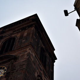 St  Ann  Manchester by Gordon Simpson - Buildings & Architecture Places of Worship