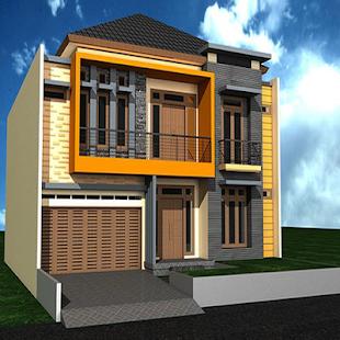 Minimalist house designs - náhled