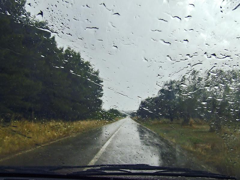 on the road... con ogni tempo di lugiube