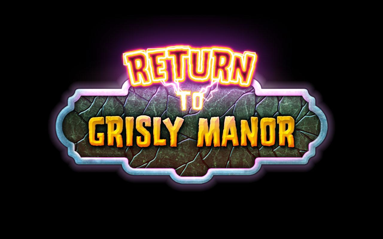 Return to Grisly Manor- screenshot