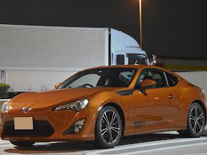 86  2015年  GT   オレンジメタリックのステッカーのカスタム事例画像 しんちゃんさんの2018年09月12日22:55の投稿