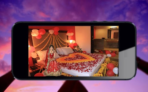 Suhagrat Bedroom Decoration screenshot