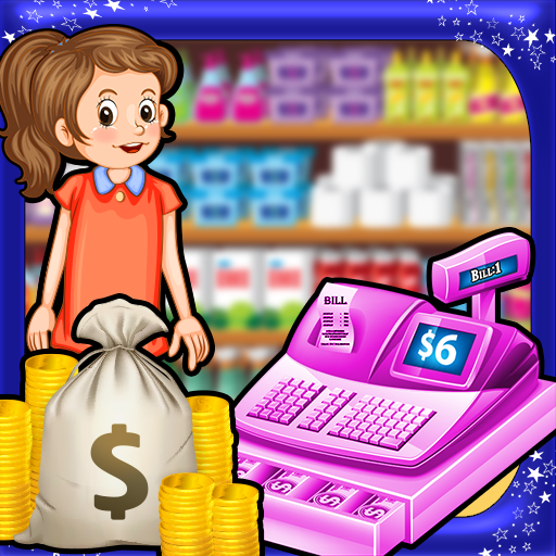 Supermarket Grocery Shopping (game)