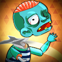 Zombie Cut: I hate Zombies icon