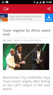 Ghana Waves Radio Stations Screenshot 5