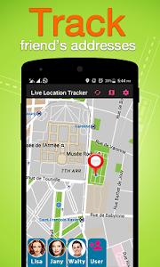 Live Family Location Tracker screenshot 0