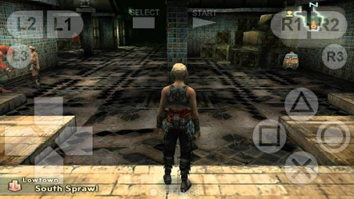 PTWOE - Playstation 2 Emulator 2.1.7 screenshots 2