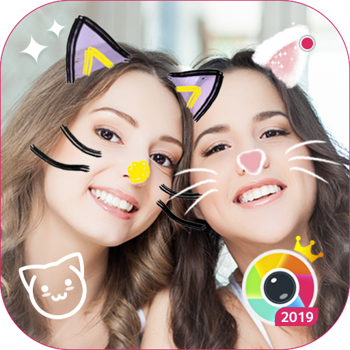 Sweet Face Camera - live filter, Selfie face app Icon