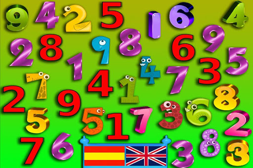 Learn Numbers -English Spanish