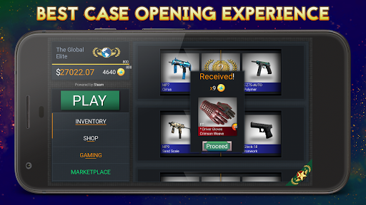 Case Simulator Hero for CS:GO 3.1.0 screenshots 9