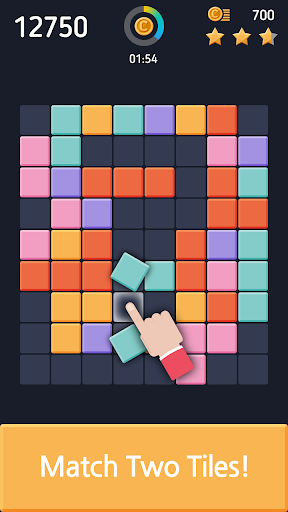 Two Tiles: Cross match puzzle 1.0.9 screenshots 1