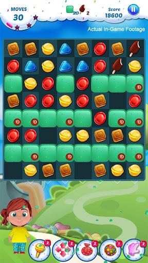 Gummy Candy - Match 3 Game screenshots 11