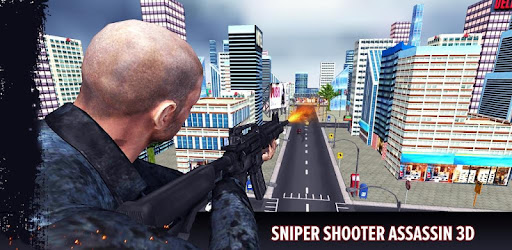 Sniper 3D Shooter Assassin Offline Shooting Games Mod Apk 1.4