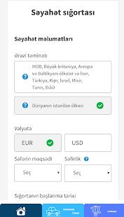 Mobil Sığorta - Avto və Səyahət sığortası al - náhled