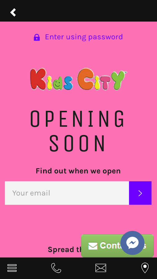 KidsCity.in- screenshot