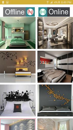 Modern Bedroom Design 2.3 Screenshots 4