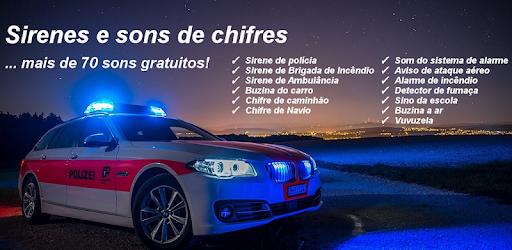 DOWNLOAD POLICIA GRATUITO SIRENE DA DE GRATIS SOM