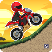 Moto Hero Challenge - Motocross Game!