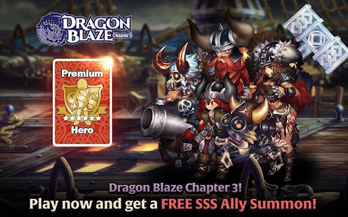 Dragon Blaze 4.0.2 APK + MOD (Unlimited Money)