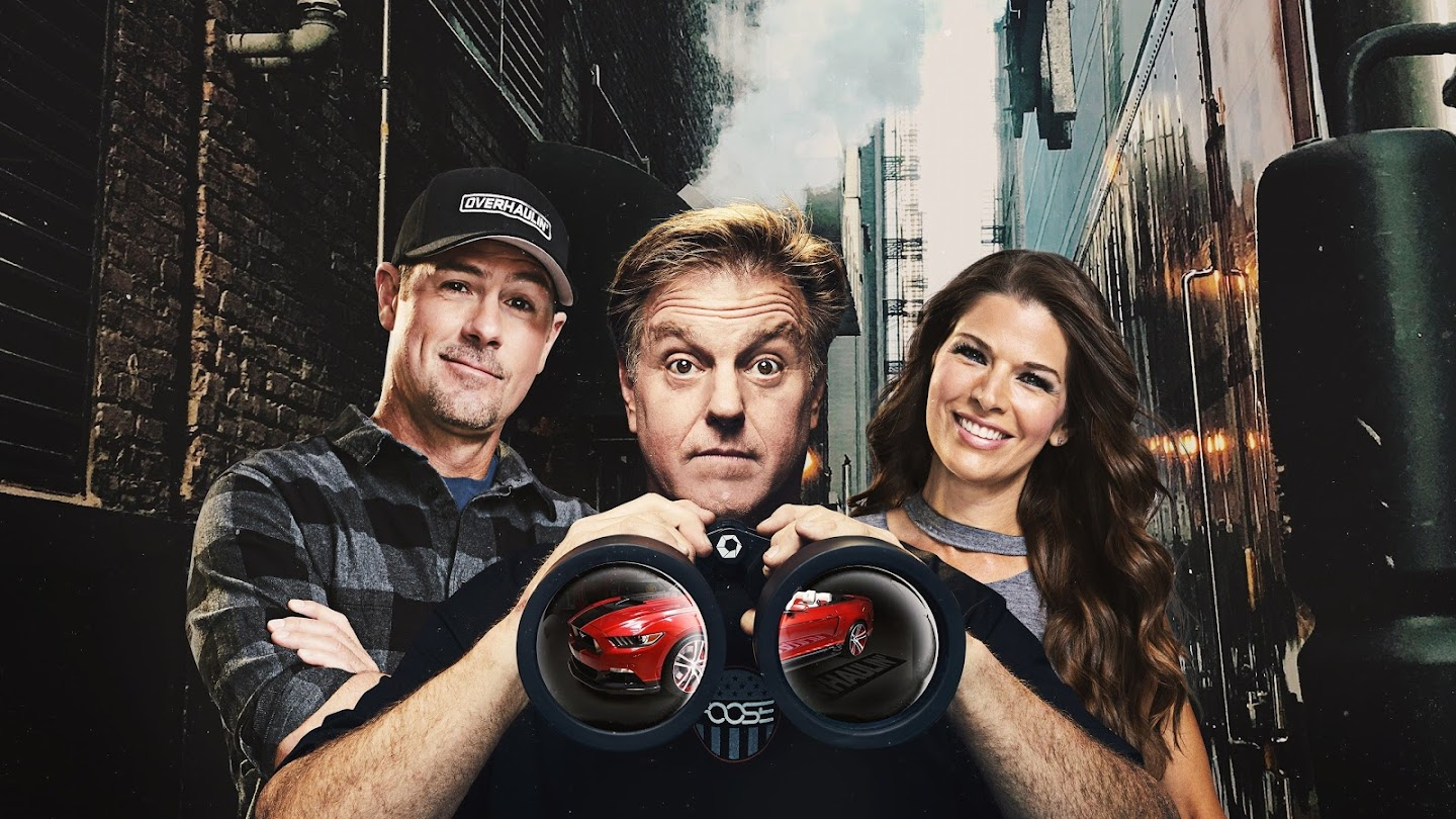 Watch Overhaulin' live