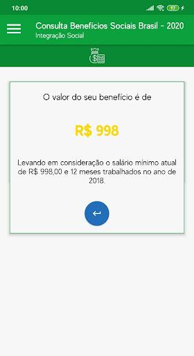 Consulta Benefícios Sociais Brasil - 2020 screenshot 8