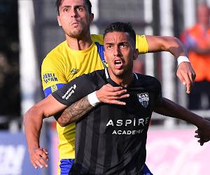 Eupen envoie un attaquant dans un autre club belge