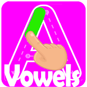 learn the vowels